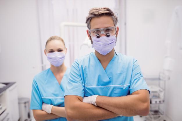 læge til tænder